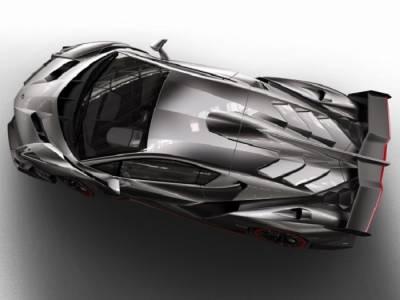 爽完再賣還可再賺2倍 Lamborghini Veneno