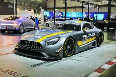 極具熱血性能派Mercedes-AMG GT3