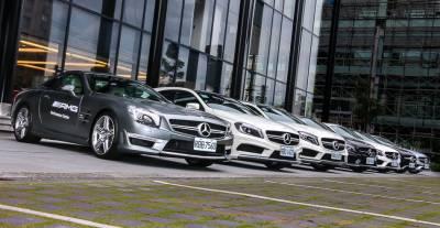 「性能大軍」再壯大!賓士AMG預計在2016年底推出10款AMG新車