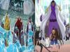 驚!海賊王終於更換了全新的「三大將」這回戰力太強!因為他們都擁有「截然不同」的超強能力...