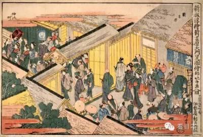 太黃了!日本古代妓女取悅男人的方式...看不下去...難怪日本人會這麼色!