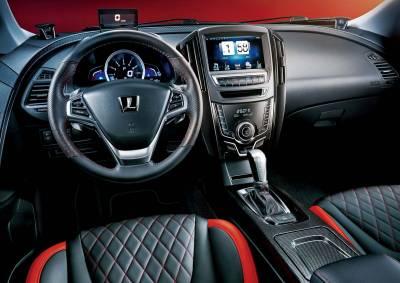 車系唯一運動版 Luxgen U6 1.8T Eco Hyper Sports+