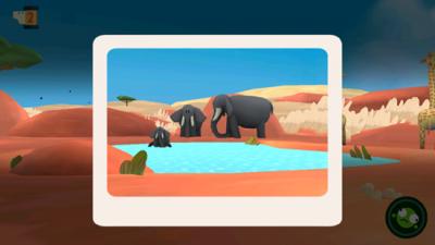 《Snapimals: Discover Animals》跟著老船長,拍攝更多新奇有趣的動物!