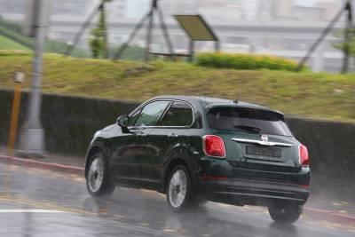 翩翩起舞的棉花糖女孩 Fiat 500X