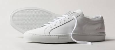 5款世界上最適合搭配西裝的白球鞋!